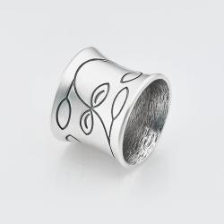 Срібна каблучка (3813)