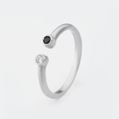 Срібна каблучка на фалангу (3815)