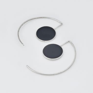 Срібні сережки (4766)