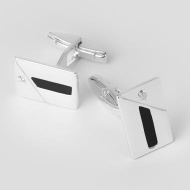 Серебряные запонки (7500)