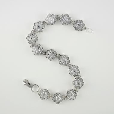 Срібний браслет (2033.11)