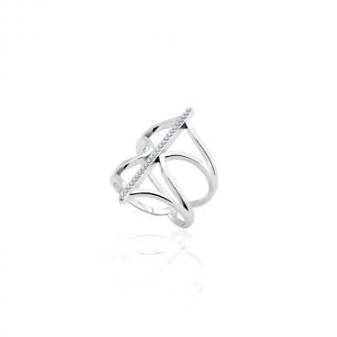 Серебряное кольцо (3846)