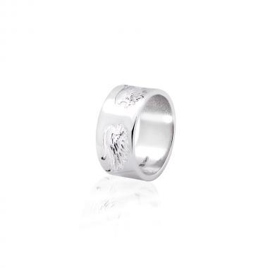 Серебряное кольцо (3876)