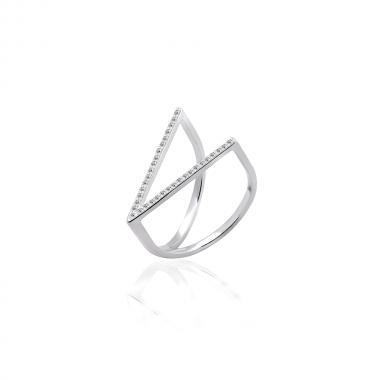 Срібна каблучка (3882)