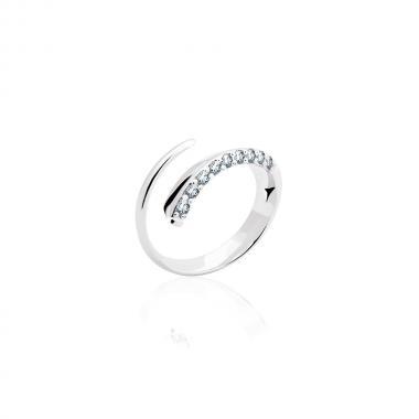 Срібна каблучка (3883)