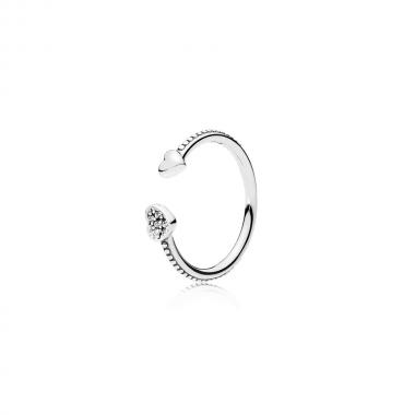 Срібна каблучка (3886)