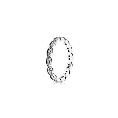 Срібна каблучка (3891)