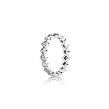 Срібна каблучка (3894)