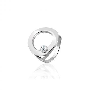 Срібна каблучка (3907)