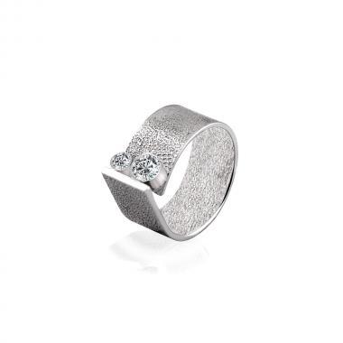 Срібна каблучка (3908)