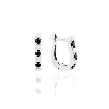 Серебряные серьги-гвоздики (4794)