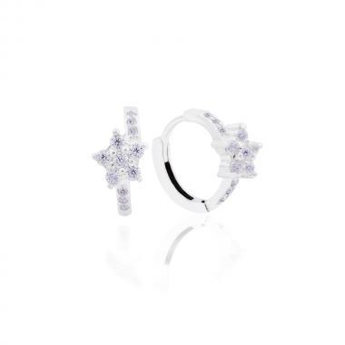 Срібні сережки (4825)