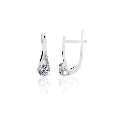 Срібні сережки (4831)