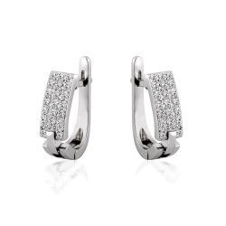Срібні сережки (4869)