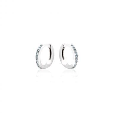 Серебряные серьги (4880)