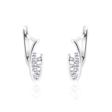 Срібні сережки (4909)