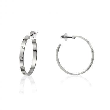 Срібні сережки-гвоздики (4943)