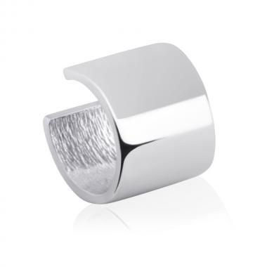 Серебряная серьга- каффа (4947)