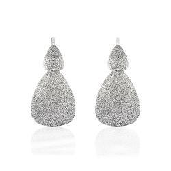 Серебряные серьги (4948)