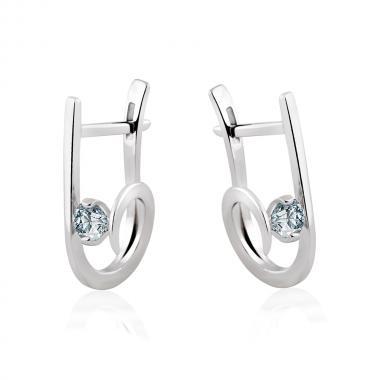 Срібні сережки (4968)