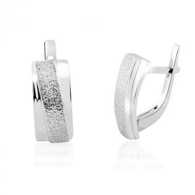 Срібні сережки (4970)