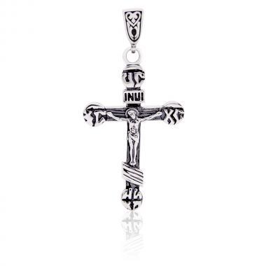 Срібний хрест (5203)
