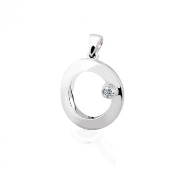 Срібний кулон (7263)