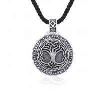 """Срібний кулон """"Дерево життя"""" (7308)"""