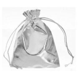 Мешочек серебряный (ф34)