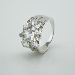 Срібна каблучка (3705)