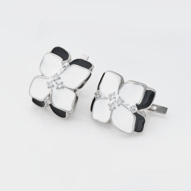 Срібні сережки (4759)