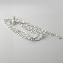 Срібний ланцюг троянда (1002.1)