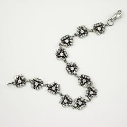 Срібний браслет (2029.11)
