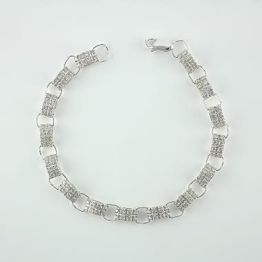 Срібний браслет (2030.15)