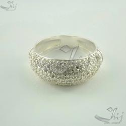 Серебряное кольцо (3651)