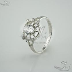 Серебряное кольцо (3666)