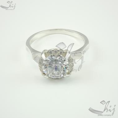 Срібна каблучка (3667)