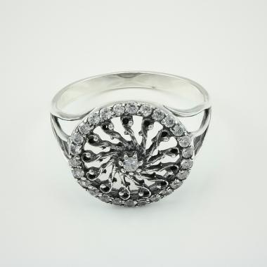 Срібна каблучка (3684)