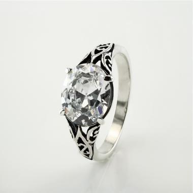 Срібна каблучка (3695)