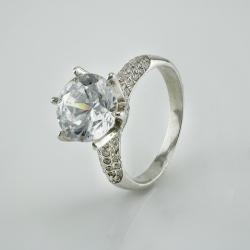 Серебряное кольцо (3702)