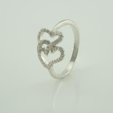 Кольцо Сердце 3714