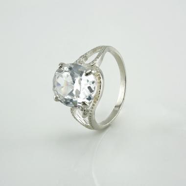 Срібна каблучка (3716)