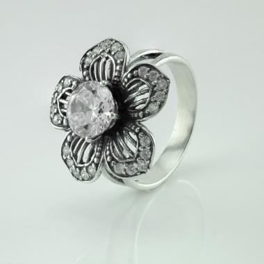 Кільце Квітка 3718