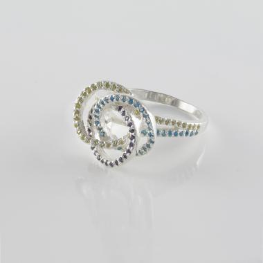 Серебряное кольцо (3731)