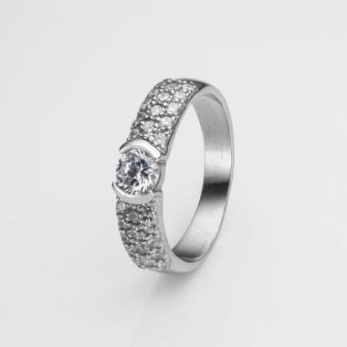 Серебряное кольцо (3737)