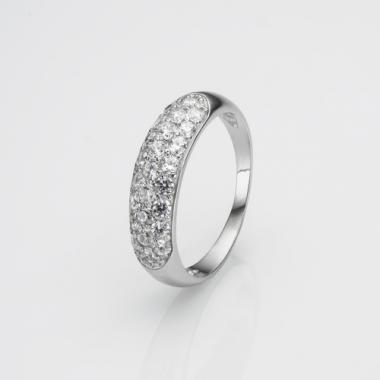 Серебряное кольцо (3743)