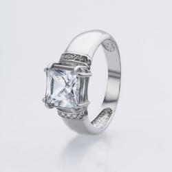 Срібна каблучка (3760)
