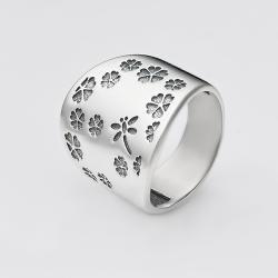 Серебряное кольцо (3778)