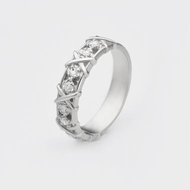 Срібна каблучка (3779)