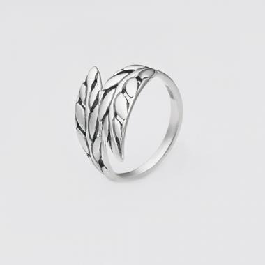 Кольцо Колосок 3780 безразмерное